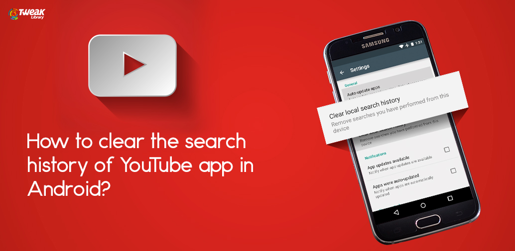 How To Clear/Delete/View YouTube Search History on Android