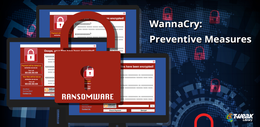 Save Yourself From WannaCry: Follow These Steps