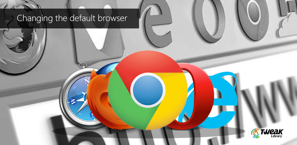 How To Set The Default Browser in Windows PC