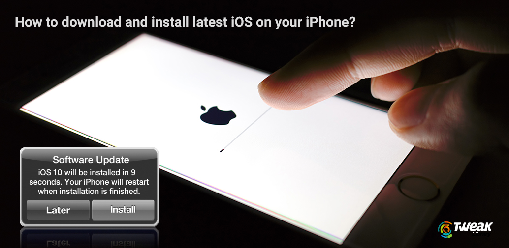 How to Update Your iPhone, iPad or iPod Software:
