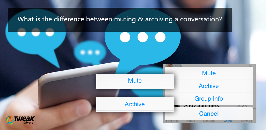 What Is The Difference Between Muting And Archiving?
