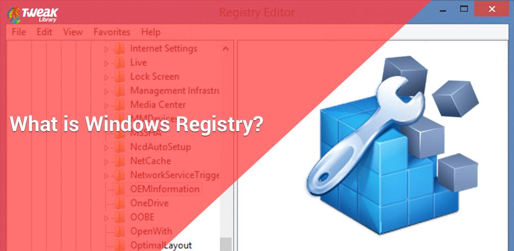 What Is Windows Registry?