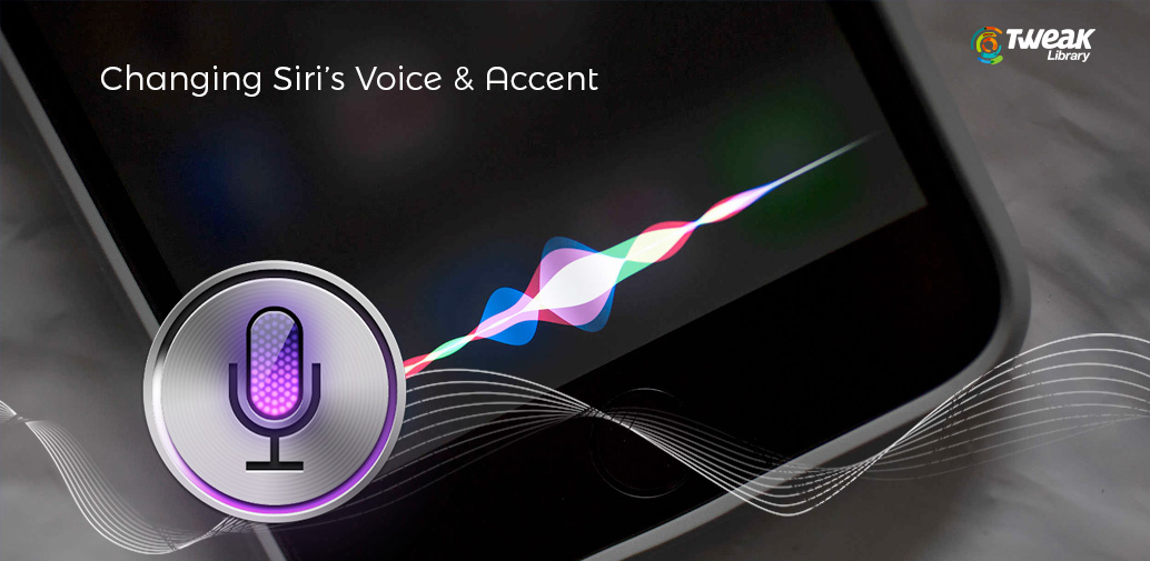 Siri Voice Accent