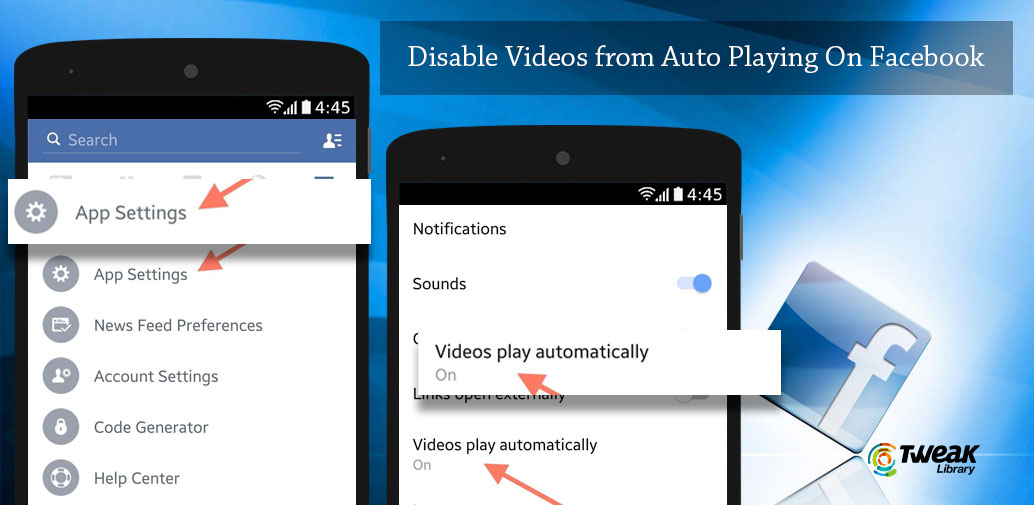 How to Disable Videos from Auto Playing on Facebook