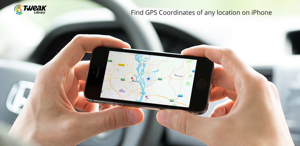 How To Find The GPS Coordinates Of Any Location On Your iPhone