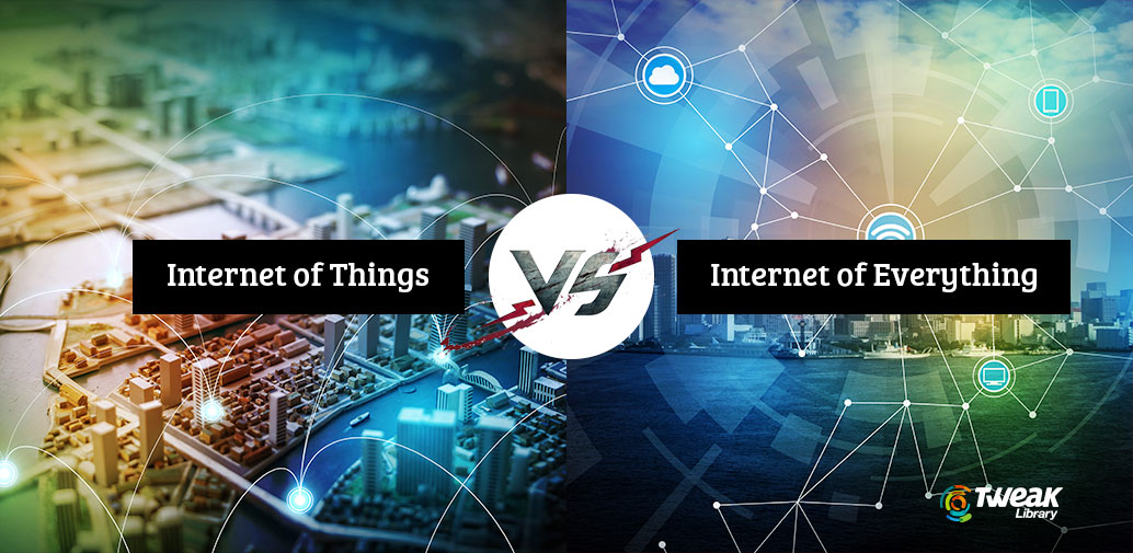 Internet of Things Vs. Internet of Everything