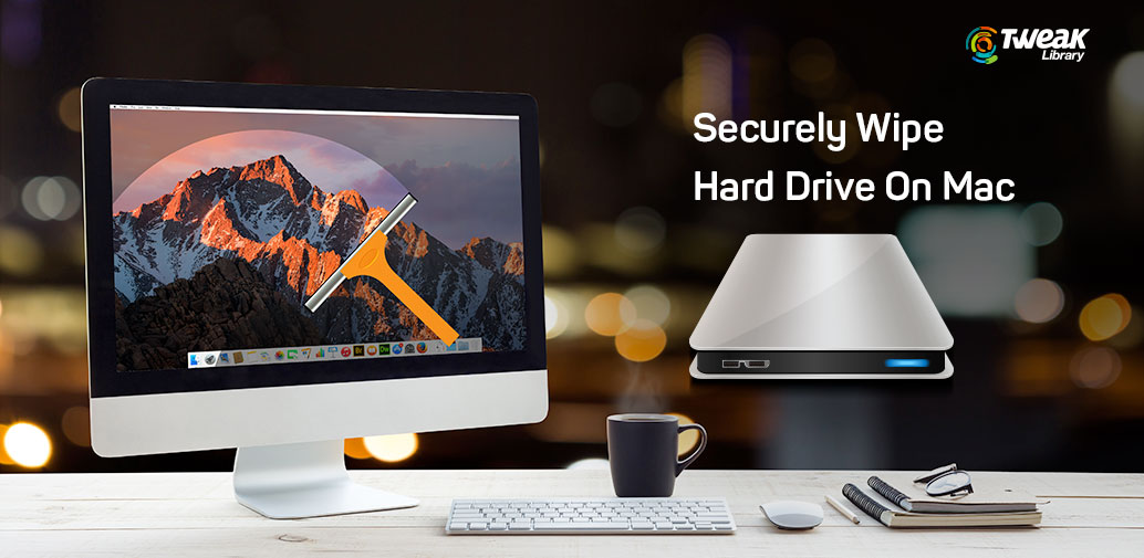 How To Secure Delete Hard Drive On Mac