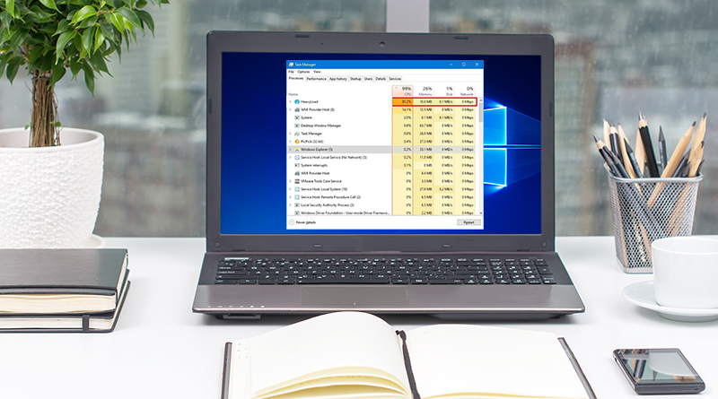 How to Disable Windows Task Manager In Windows 10
