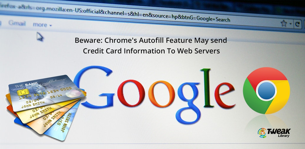 How To Remove/Disable Your Credit Card Information From Chrome