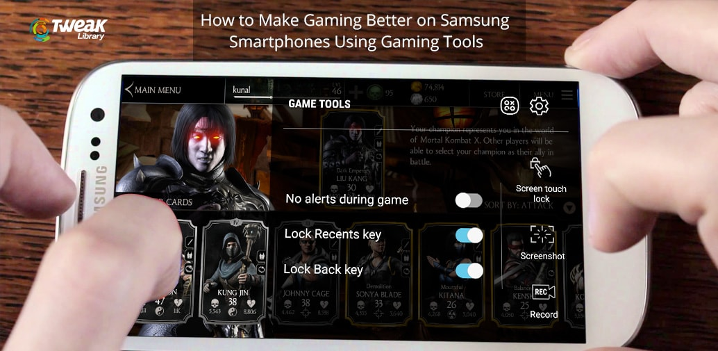Enhance Your Gaming Experience on Samsung Smartphones With This Amazing Gaming Tool