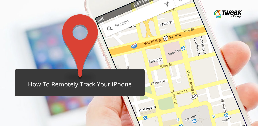 How To Remotely Track Your iPhone