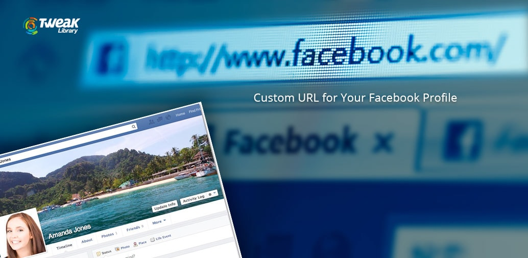 How to Allocate a Custom URL to Your Facebook Profile