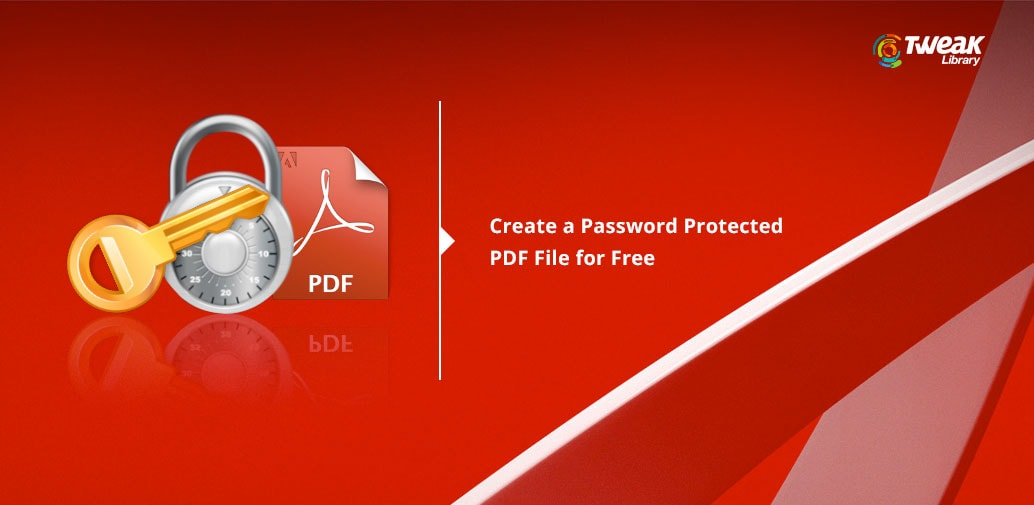 How to Convert a Microsoft Document to a Password Protected PDF File for Free