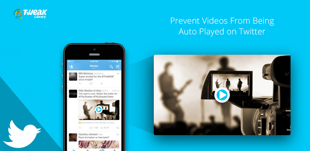 How To Prevent Videos Being Auto Played on Twitter