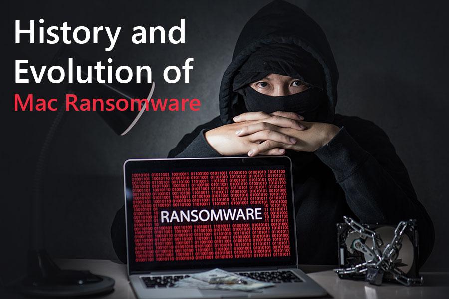 Mac Ransomware: A Brief Look At History