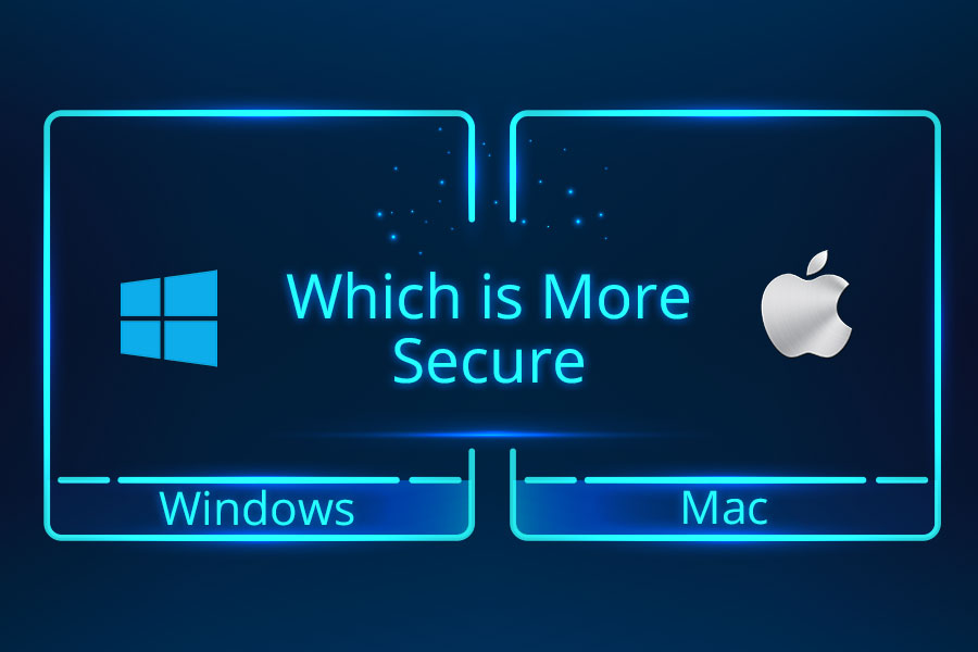 What's More Secure: Windows or Mac?