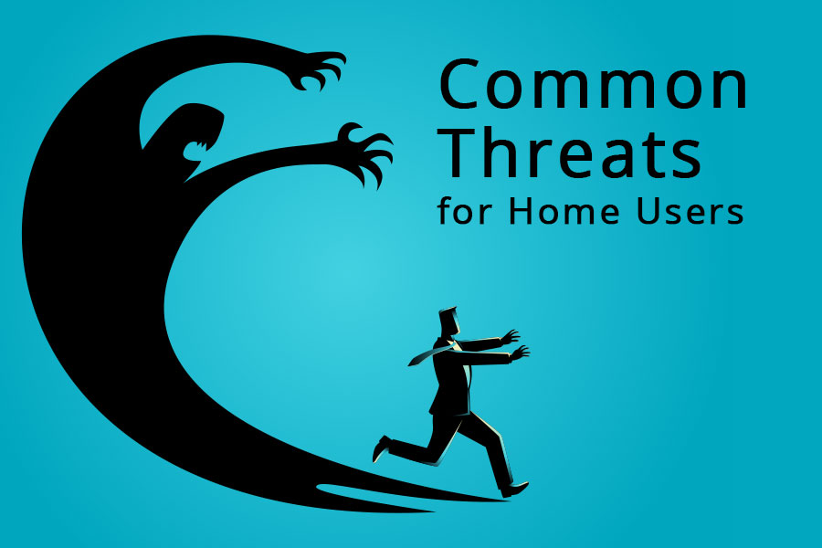 Cybersecurity Threats Home Users Should Watch Out For