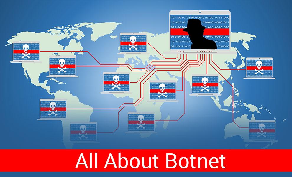 Botnet an Emerging Threat