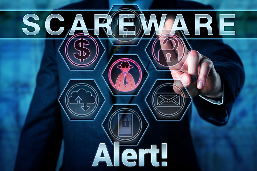 All You Need To Know About: Scareware