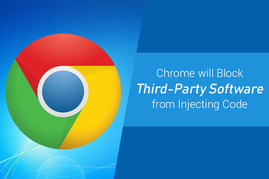 Chrome Puts a Leash on Third-Party Software for Windows