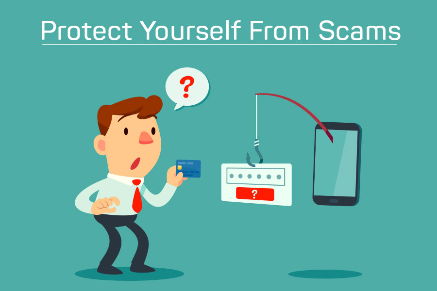 How to Stay Protected From Scams