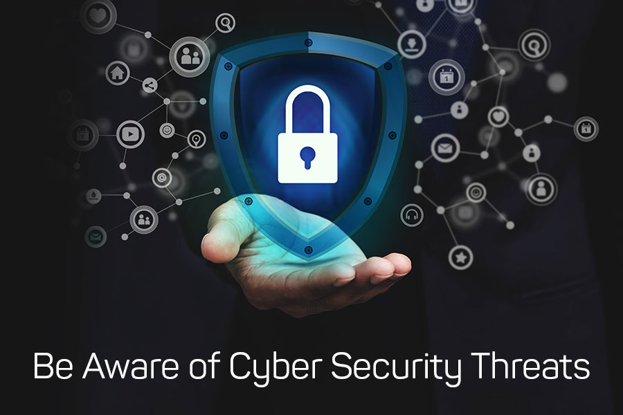 10 Cyber Security Threats in 2019 To Be Aware Of