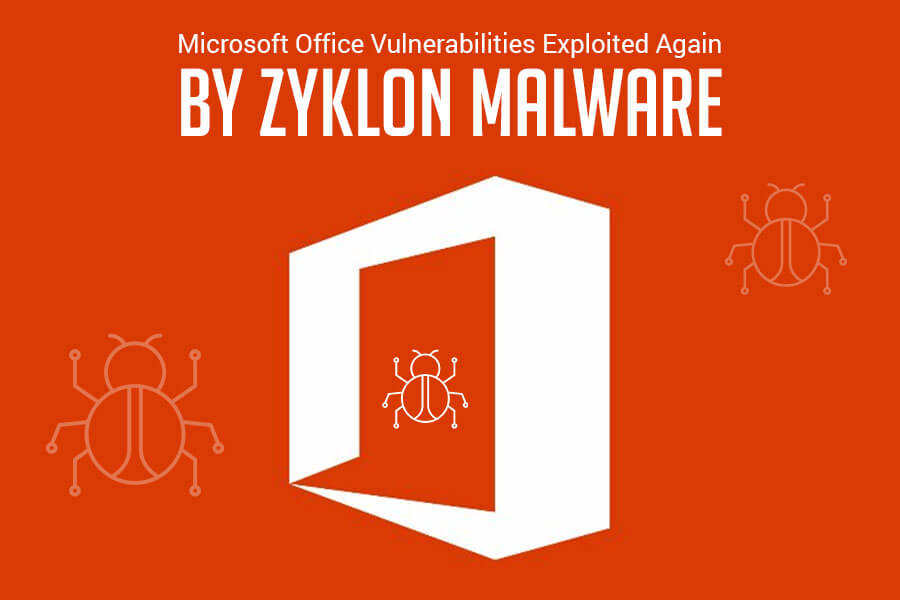Microsoft Office Vulnerabilities Exploited Again-By Zyklon Malware