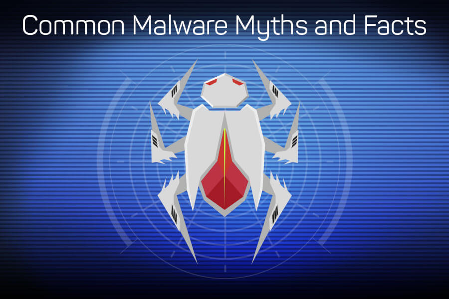 Top 10 Malware Myths and Facts