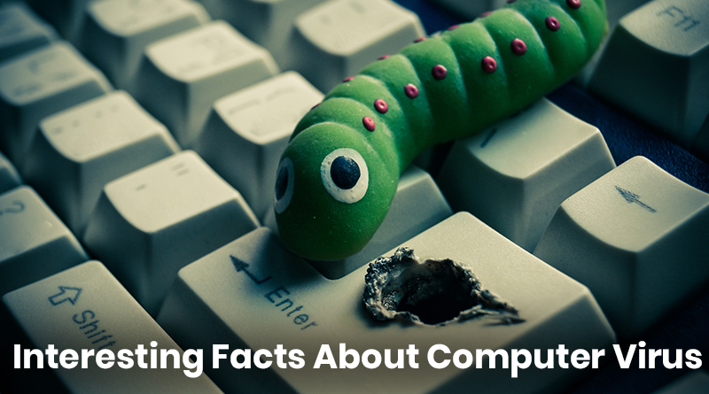 34 Interesting Facts About Computer Virus