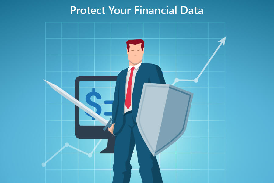 Steps To Protect Your Financial Data in 2018