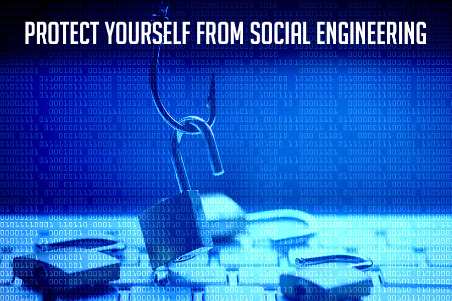 stay protected from social engineering