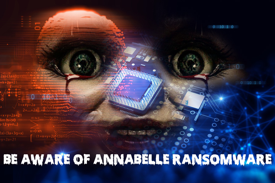 Be Aware of Annabelle Ransomware