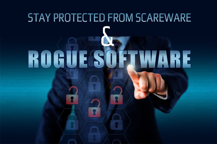 How to Identify And Stay Protected From Rogue Security Software And Scareware