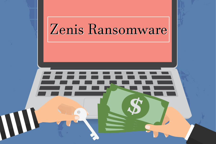 Zenis: The Ransomware That Deletes Backup Files After Encryption