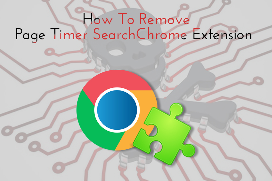 How To Remove Page Time Search Chrome Extension