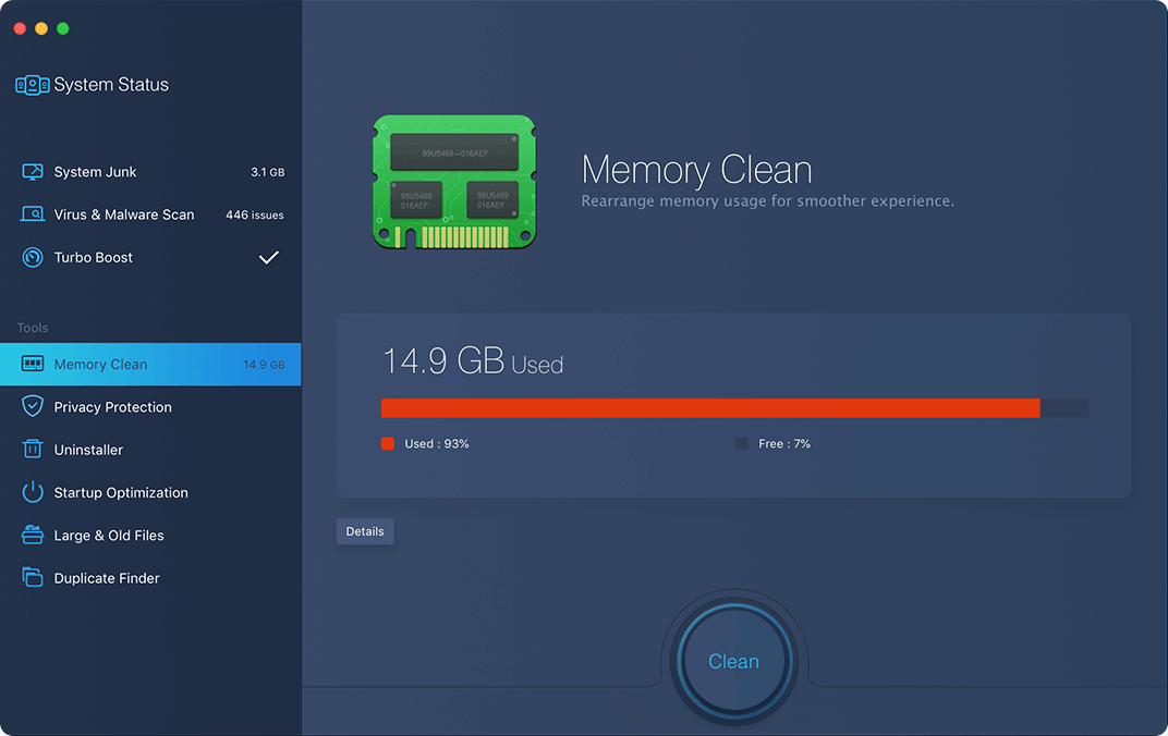 Mac os x best memory cleaner for windows 10