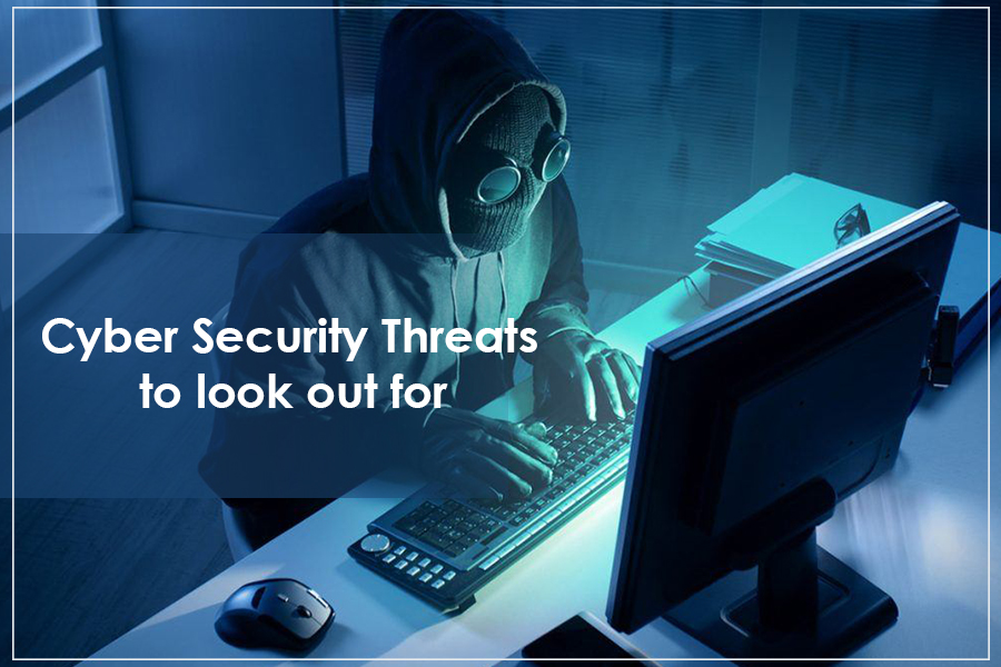 5 Global Cyber Security Threats you should be aware of !