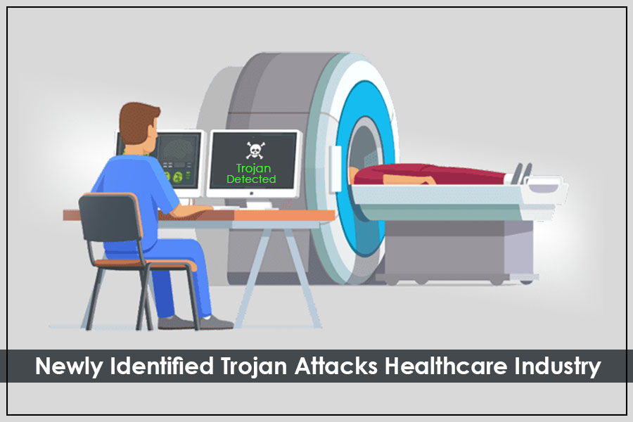 Trojan Attack on Healthcare