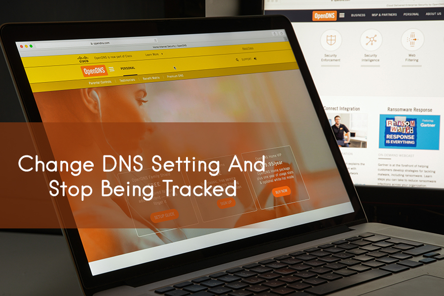 How to Change DNS Settings In Mac, iPad, iPhone And Stop Your ISP From Tracking You?