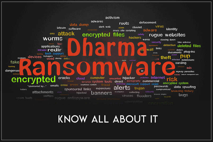 Dharma Ransomware: Another Ransomware Returns From Oblivion