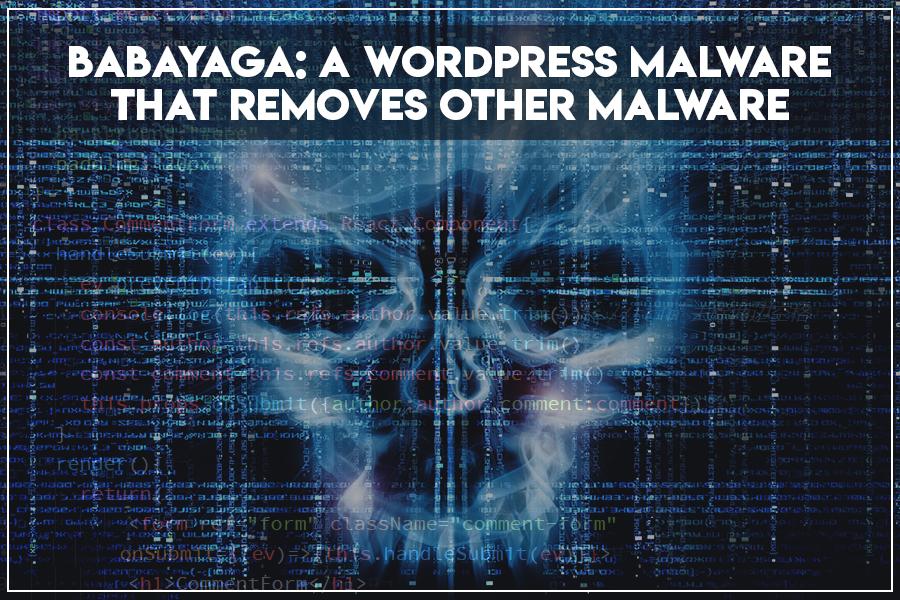 BabaYaga: Malware That Removes Its Competition