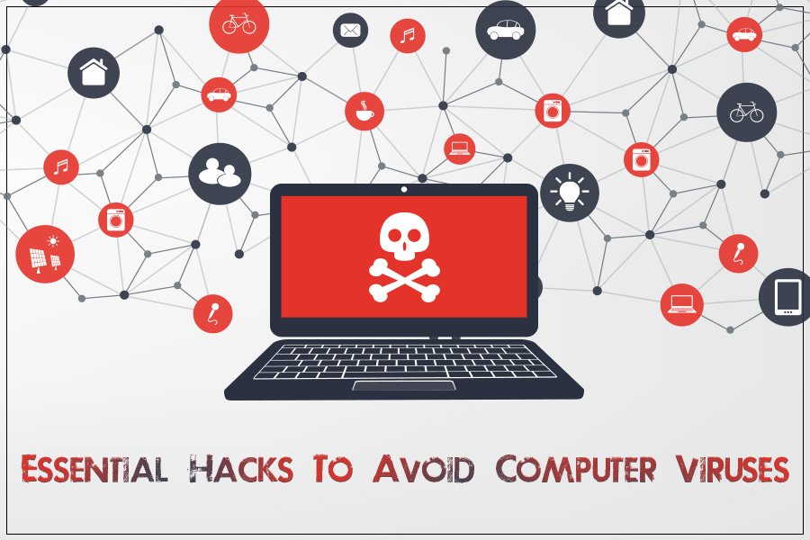 Essential Tips To Avoid Computer Viruses