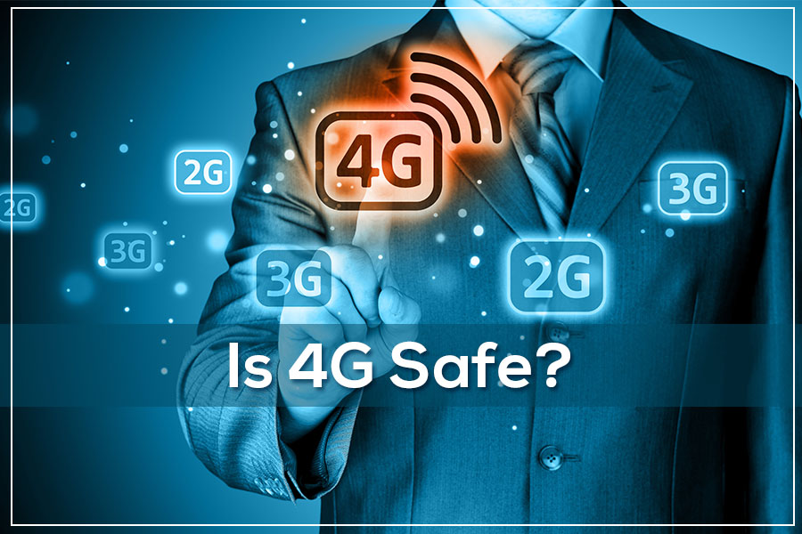How Secure Is 4G LTE To Surf and Explore The Internet?