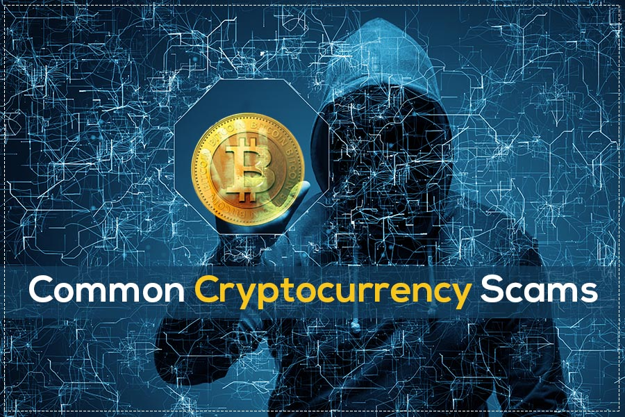 Common Cryptocurrency Scams & How to Stay Safe
