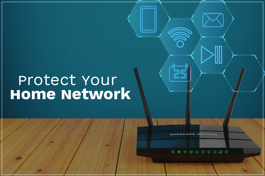 Protect your home network