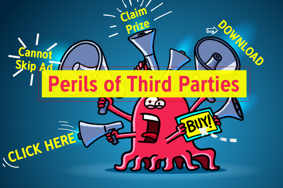 What Threats Do Third-Party Tools Bring Along