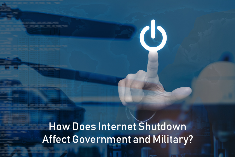 Is Government and Military Data Safe From Cyber Attacks?