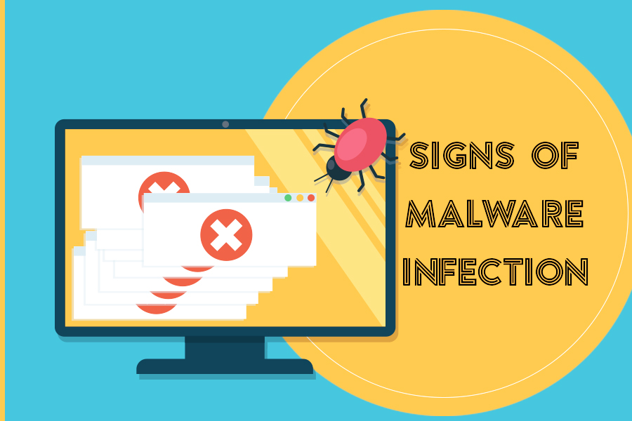 7 Signs Your PC May Be Malware Infected