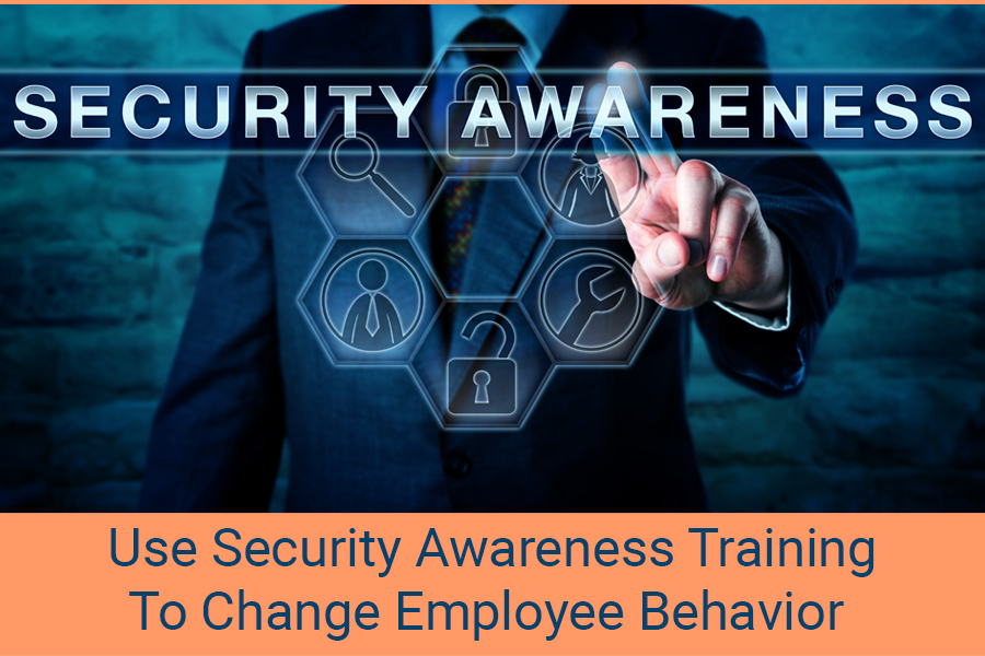 How to Use Cybersecurity Awareness Training To Change Employee Behavior?