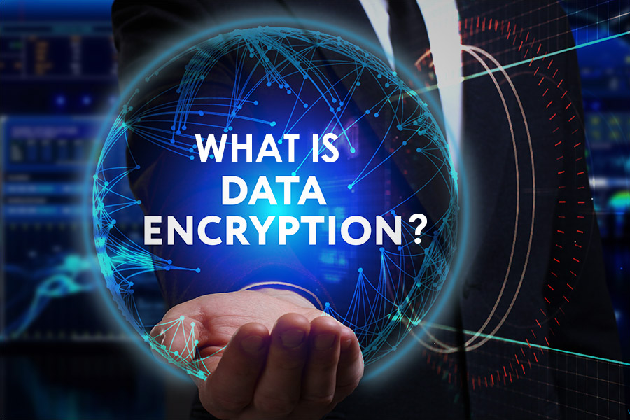 A Brief Introduction To Data Encryption